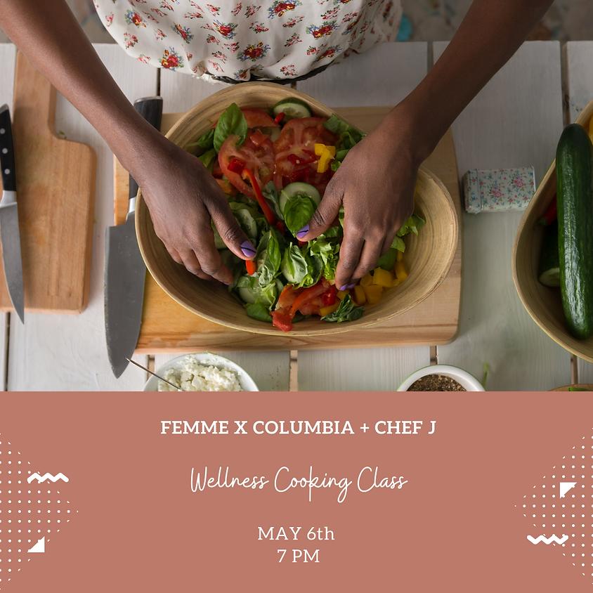 Wellness Cooking Class