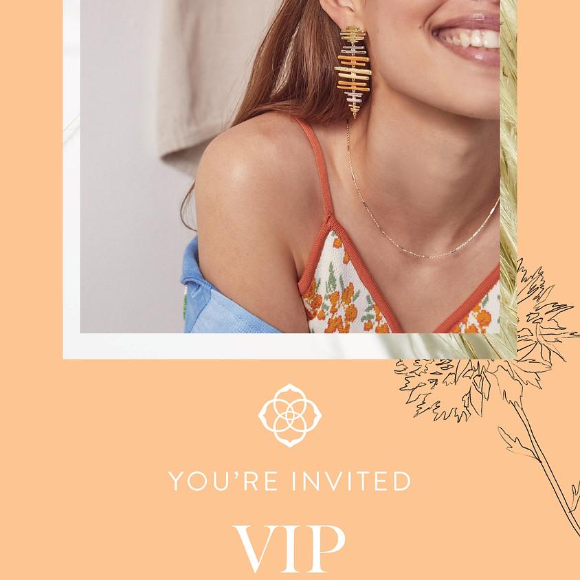 Kendra Scott VIP Grand Opening