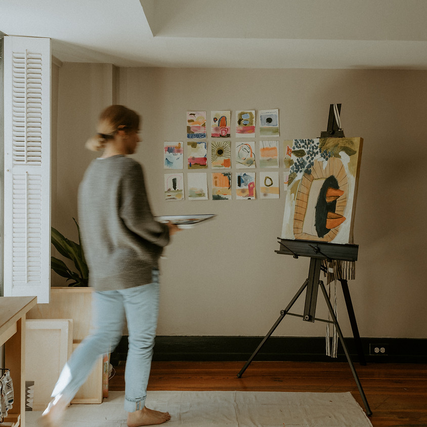 Artist Talk with Meredith Walker