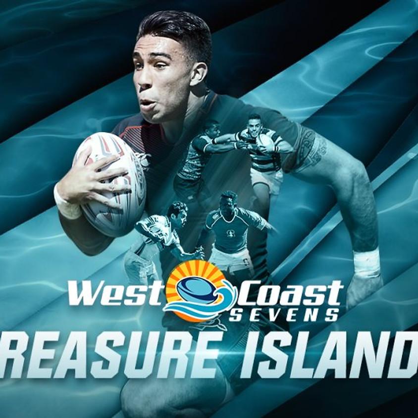 West Coast Sevens: Treasure Island