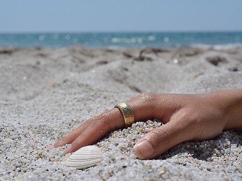 La bague sable