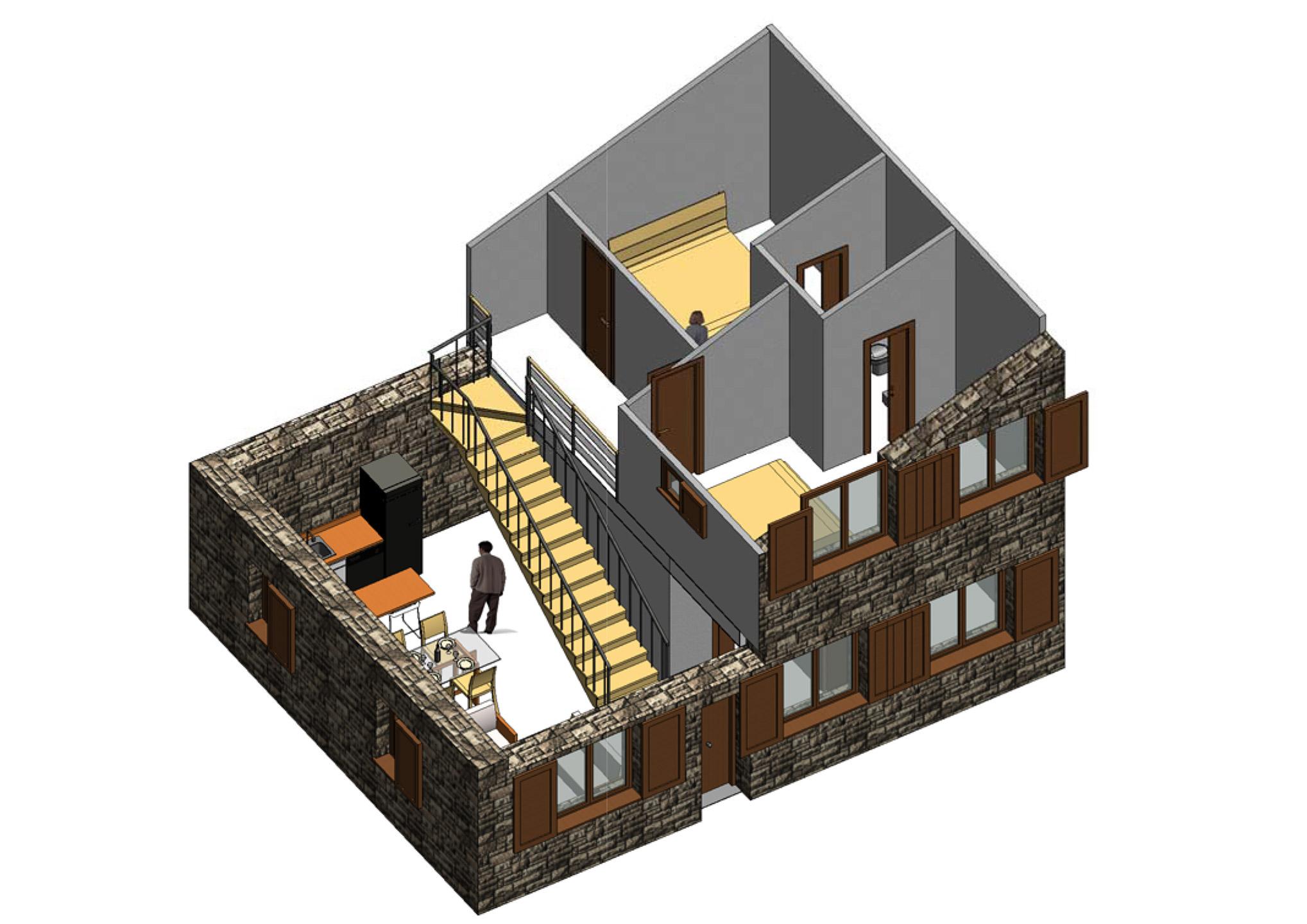 Arkitektura proiektuen aurrekontuak