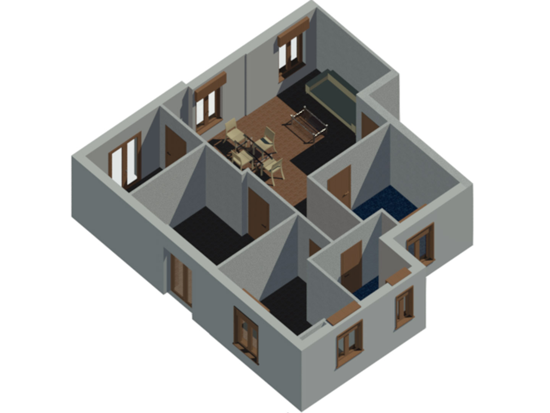 Infografia eta 3D plano aurrekontuak