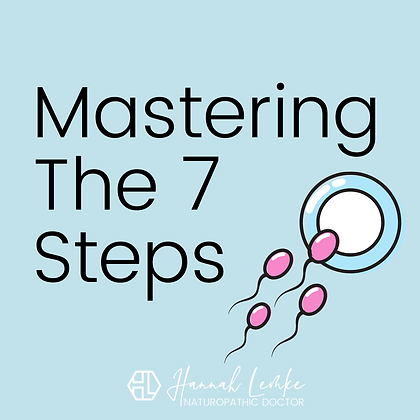 Mastering the 7 Steps to Find Your Fertility