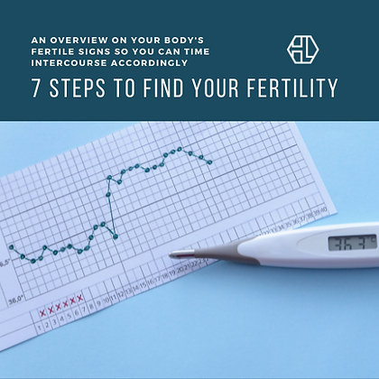 7 Steps to Find Your Fertility
