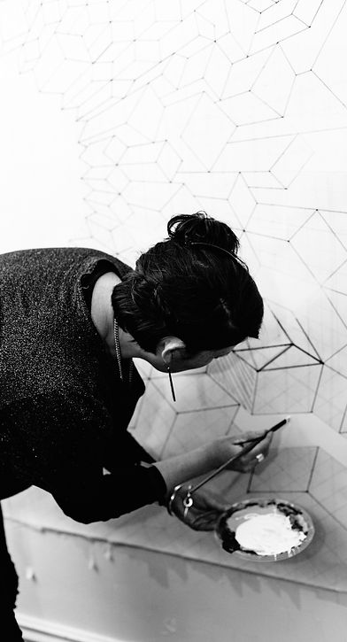 Melbourne artist Ebony Gulliver