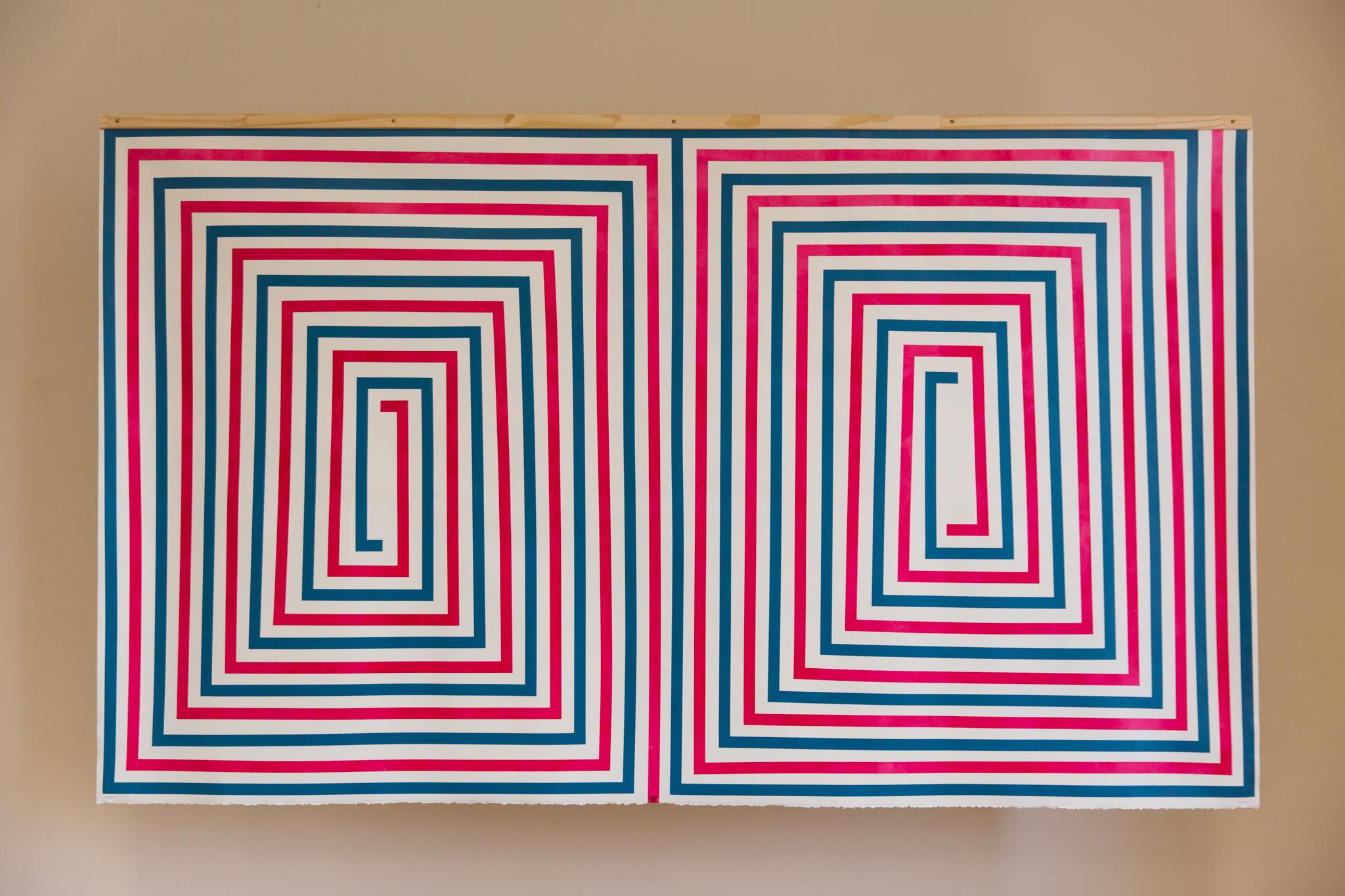 Ebony Gulliver contemporary abstract