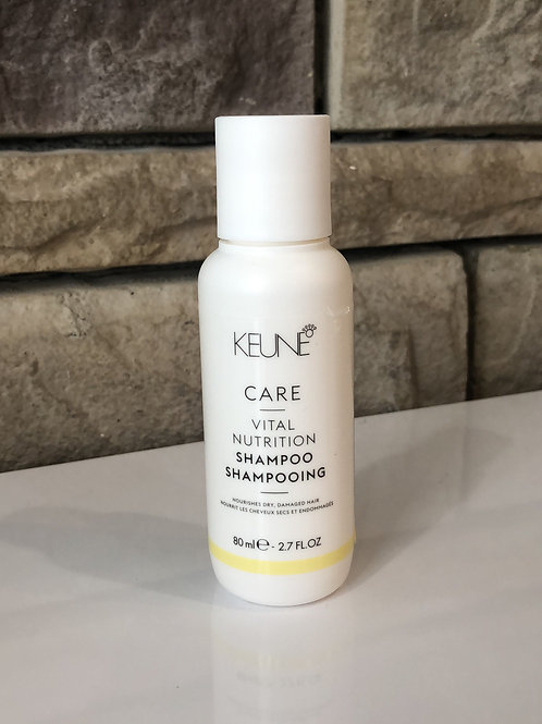 Vital Nutrition Shampoo Travel