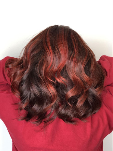 Hair color and balayage in Rochester, NY