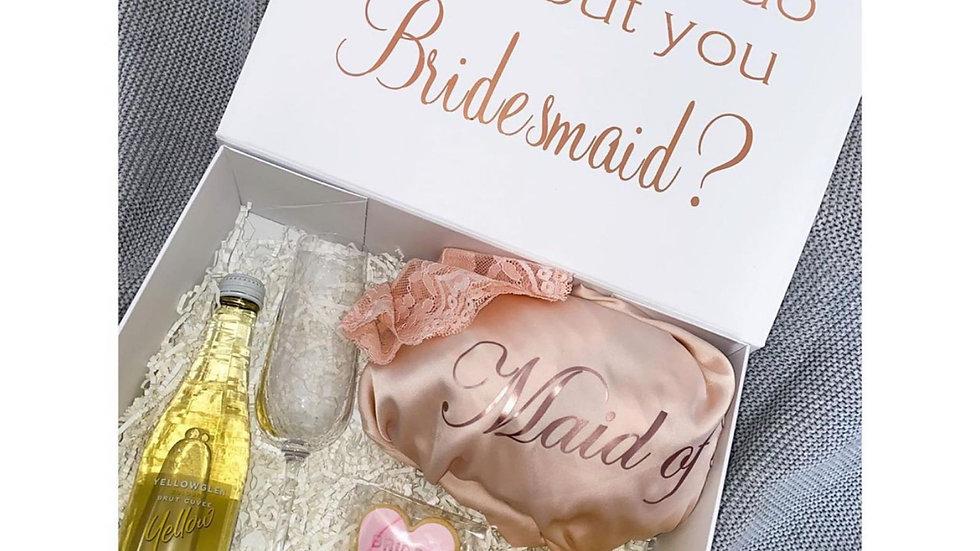 Large Bridesmaid Proposal Box