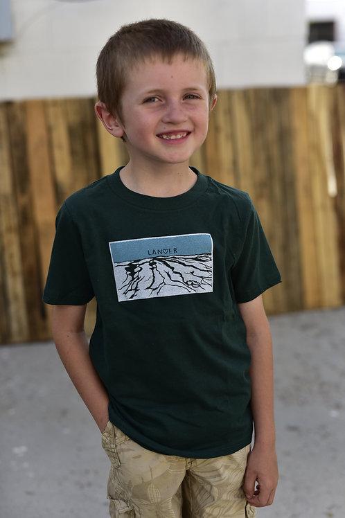 Lander Heart Youth T-Shirt