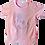 Thumbnail: Glow Unicorn Over the Moon Girls T-Shirt