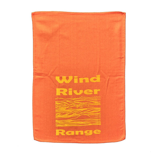 Wind River Range Skinny Dip Towel