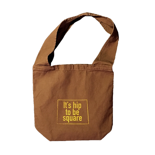It's Hip to be Square Tote Bag