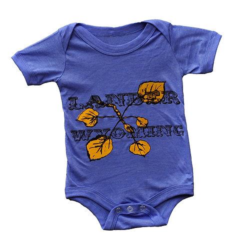 Lander Aspen Baby Onesie