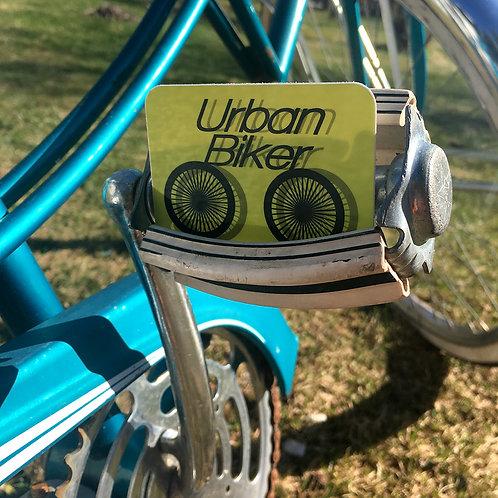 Urban Biker Sticker