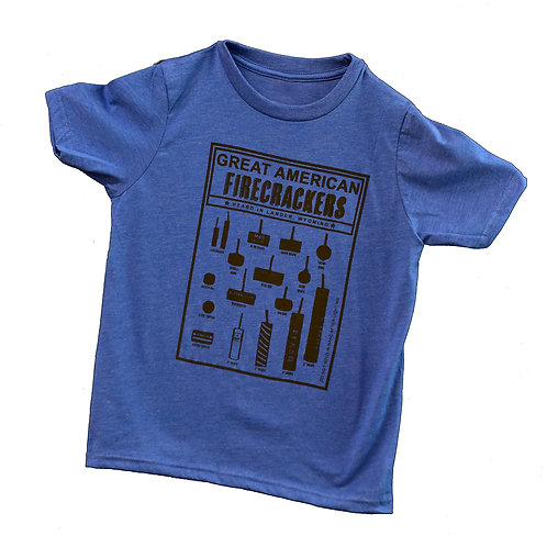 Great American Firecrackers Youth T-shirt
