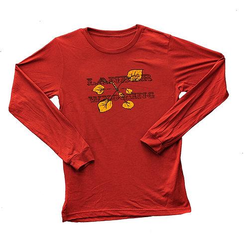 Lander Aspen Unisex Long Sleeve T-Shirt