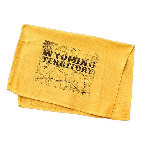 Wyoming Territory Skinny Dip Towel