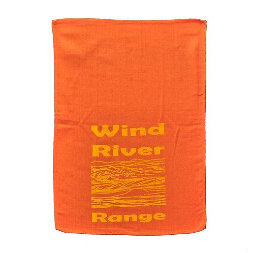Wind River Range Towel
