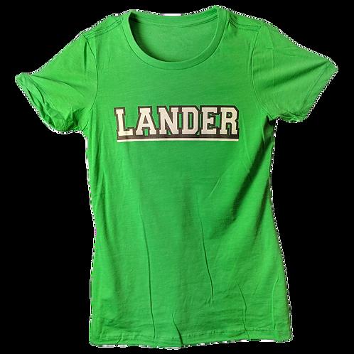 LANDER Ladies T-Shirt