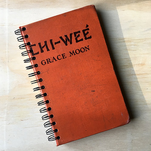 """Journal """"Chi Wee Grace Moon"""""""