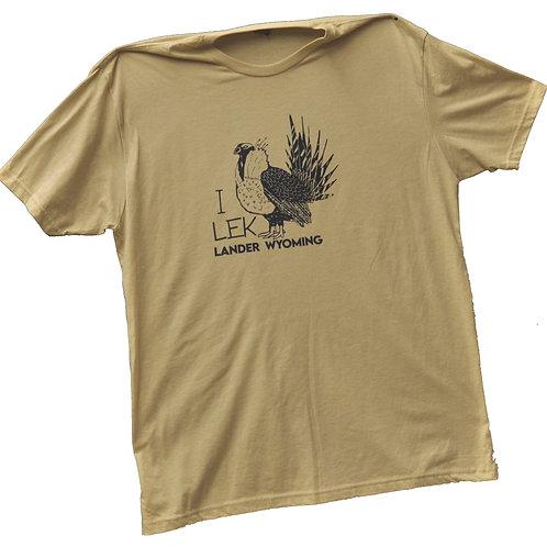 I Lek Lander Unisex T-Shirt