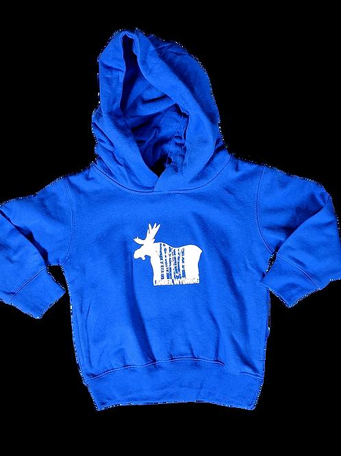 Moose Lander Toddler Hoodie