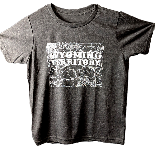 Youth Wyoming Territory T-Shirt