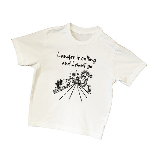 Lander is Calling Youth T-Shirt