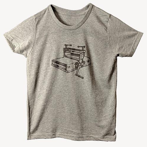 Printing Press Unisex T-Shirt