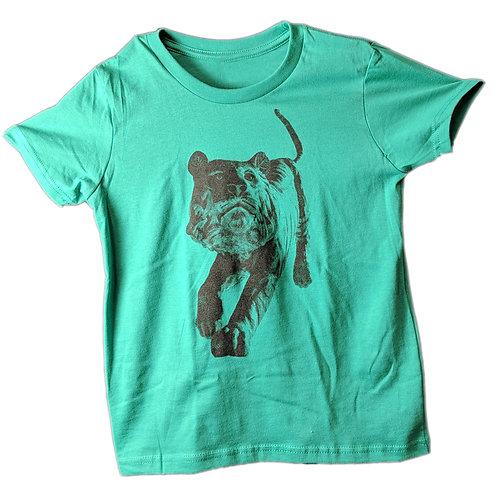 Lander Valley High School Bronze Tiger T-Shirt