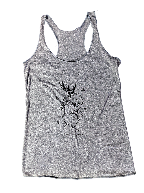 Jackalope Ladies Tank