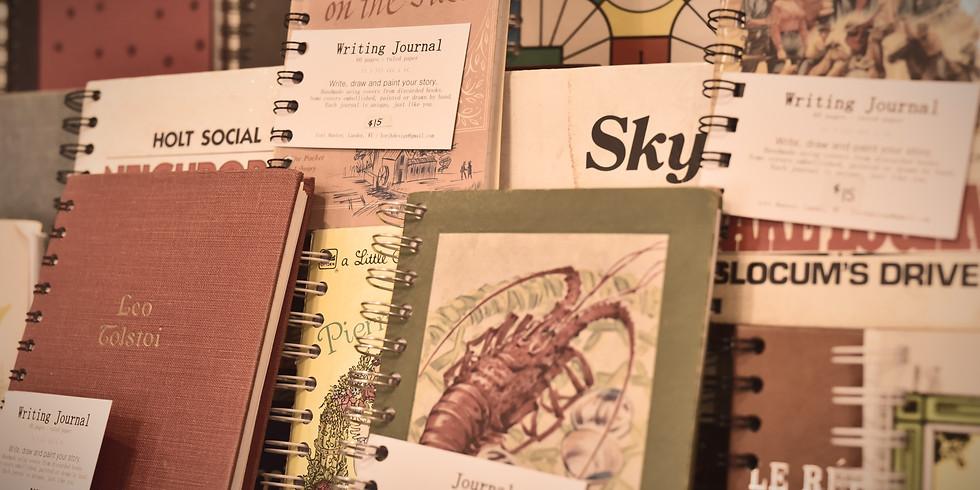 Journal Making, April 2020