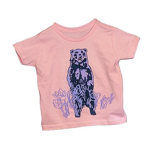 Toddler Standing Bear T-shirt