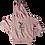 Thumbnail: Jackalope Toddler Pullover Hoodie