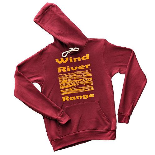 Wind River Range Unisex Hoodie