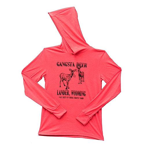 Gangsta Deer Unisex Thin Hoodie