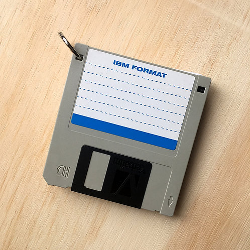 IBM Floppy Disk Notebook