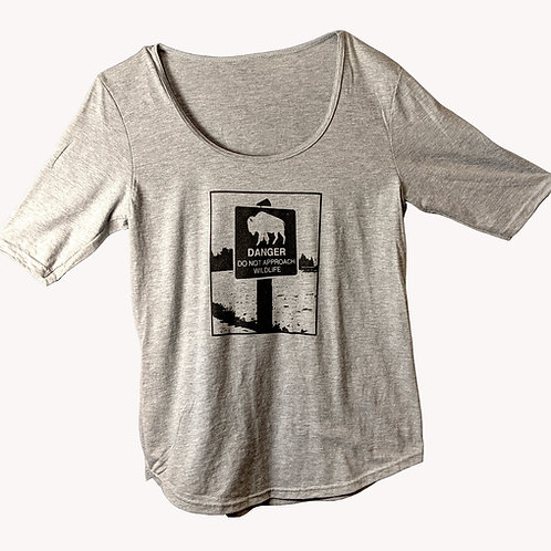 Danger Ladies T-Shirt
