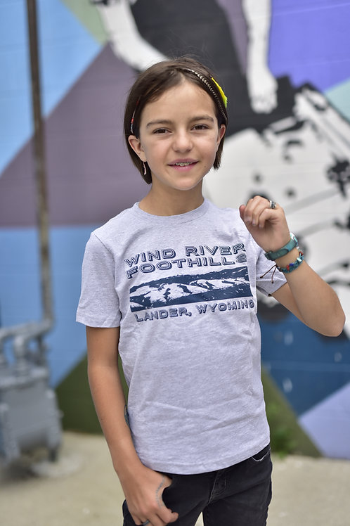 Youth Wind River Foothills T-Shirt