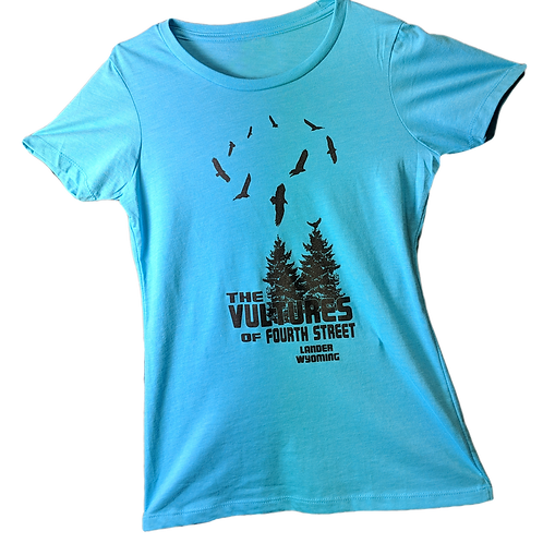 Vultures of Fourth Street Ladies T-Shirt