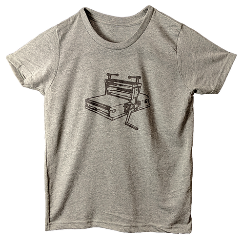 Printing Press Youth T-Shirt