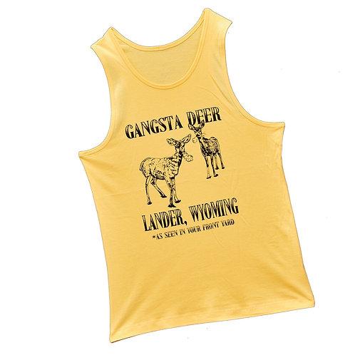 Gangsta Deer Men's Tank