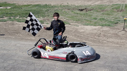 Norwalk Junior Karters succeed at Lebanon Valley!