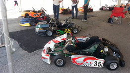 Norwalk Karting Association at the New London - Waterford Speedbowl!