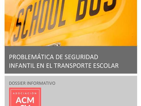 La inseguridad del bus escolar