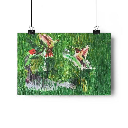 Rainforest -Giclée Art Print