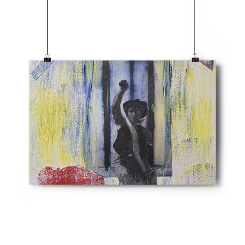 Protect the children - Giclée Art Print