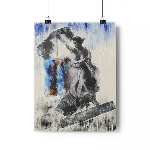 Fight for Freedom -Giclée Art Print